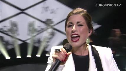 Ann Sophie - Black Smoke • Германия • Евровизия 2015