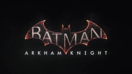 Batman: Arkham Knight - Batmobile Battle Mode Trailer