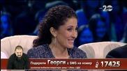 Георги Бенчев - X Factor Live (04.11.2014)