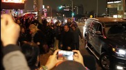 USA: Fans and stars pay tribute to Lemmy on Sunset Boulevard, L.A.
