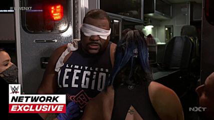 Keith Lee heads to a medical facility and The Undisputed ERA arrives: WWE Network Exclusive, Aug. 12, 2020
