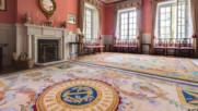 Британската кралска фамилия стъпват по български килими