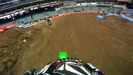 Gopro: Monster Energy Supercross