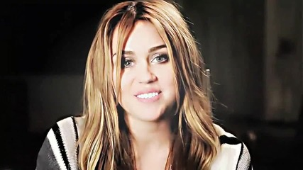 Miley is not perfect... [support video]