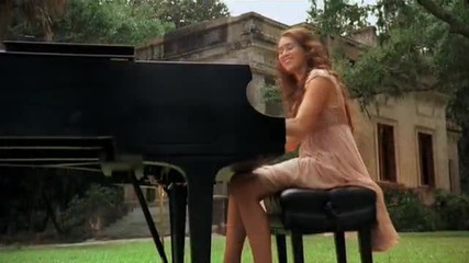 Miley Cyrus When I Look At You Music Video featured in The Last Song April 1