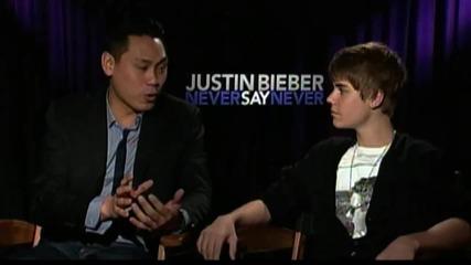 Justin Bieber tells all interview!
