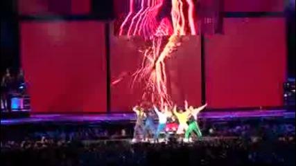 Мадона в България - Michael Jackson Tribute