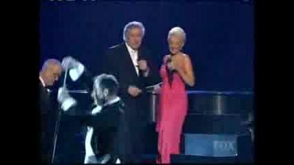 Christina Aguilera & Tony Bennett