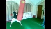 Alex - trening