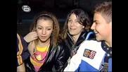 Music Idol - Феновете На Иван Ангелов Супер Голям Пич - На Моменти Прекаляваше?10.04.2008