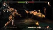 Mortal Kombat Komplete Edition - Goro vs. Kintaro
