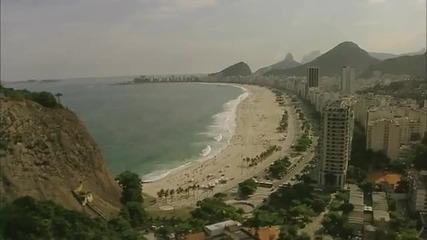 Рио де Жанейро поглед от въздуха