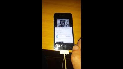 Проблем с iphone 4