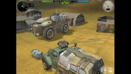 Еxmachina - Hard Truck Apocalypse mod - всички машини и оръжия.