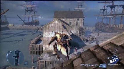 Assassin's Creed 3 - Marketplace Massacre Gameplay