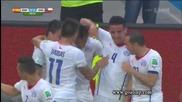 Испания отпадна от Световното! Испания 0:2 Чили 18.06.2014