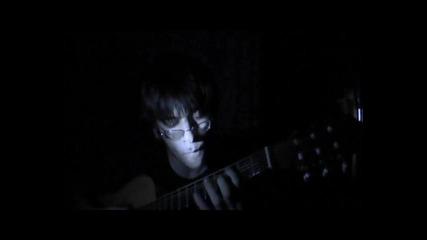Росен Тенев - Sweet Dreams ( Acoustic M. Manson Cover )