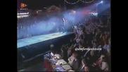 Dulce Maria canta Luna y Inevitable y entrevista Miss Tenerife 2010
