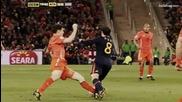 Моментът, в който Испания превзе света! Да си припомним най-запомнящите се моменти от финала! - 2010