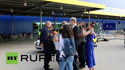 Швеция: Полицията затвори магазинна ИКЕА след нападение с нож