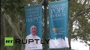 USA: Philly goes mad for Pope Francis