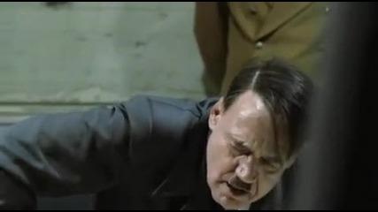 И Хитлер получи бан в замунда