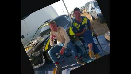 Костадин Щерев subaru rally car oт Карбон