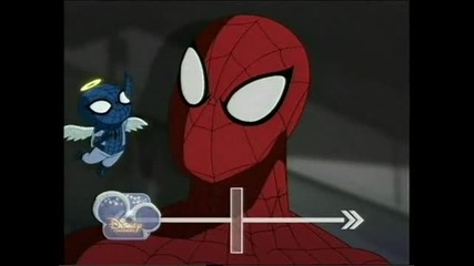 Ultimate Spider-man - Сезон 01 Епизод 14 ( Бг Аудио )