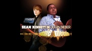 Дует !!! Justin Bieber ft. Sean Kingston - Eenie Meenie