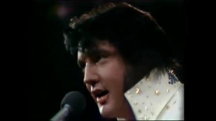 (превод) Elvis Presley - My Way (1973)