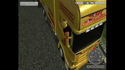 Scania Euro Truck Simulator