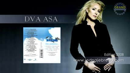 Lepa Brena - Dva asa ( Audio 2008, HD )