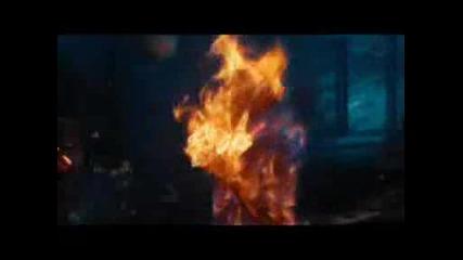 Hellboy 2 - Falling inside the black