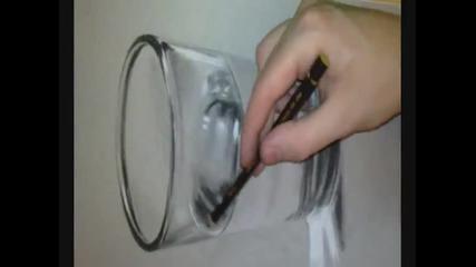 Страхотна илюзия с рисунка