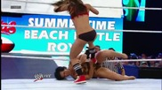 Divas Summertime Beach Battle Royal Raw Kicboxer Sports Wf Film Yonetmen 2016 Hd