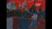 Сензационния дебют на Алберто Томба на олимпиадата в Калгари 1988