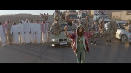 M. I. A - Bad girls (official - Video)