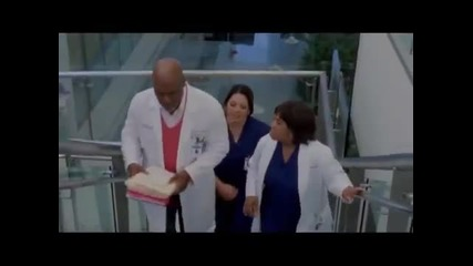 Grey's Anatomy Season 8 Bloopers (official)