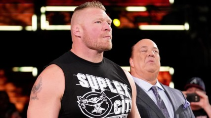 Brock Lesnar has Kofi Kingston's WWE Title in his sights: WWE Now
