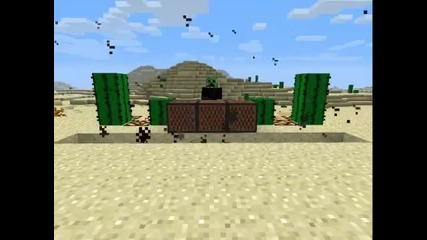 Minecraft Can't be touched