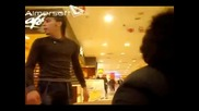 Масов цигански бой в Мол във Варна - сган кьотек