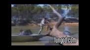 Компилация от смешни риболовни случки