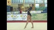 Ava Gehringer - художествена гимнастика