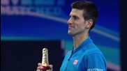 Moet Moment - Djokovic Triumphs In London
