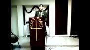 Хвалението е сила, музикални инструменти, проповед