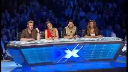Imagine by Emmanuel Kelly on The X Factor 2011