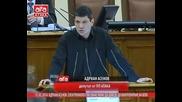 Адриан Асенов: Електронното гласуване може да доведе до контролиране на вота
