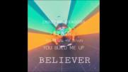 *2017* Imagine Dragons - Believer ( Kaskade remix )
