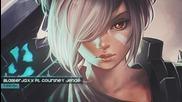 【 Electro House 】blasterjaxx ft. Courtney Jenaé - Forever
