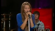 Miley And Billy - Butterfly Fly Away (aol)